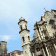 Havana Cathedral - Havana — Stock Photo