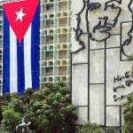 Havana government building — Stock Photo #7496832