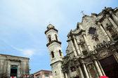 Havana Cathedral - Havana — Stock Photo