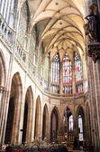 St. Vitus cathedral, Prague — 图库照片