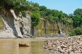 River Kurdzhips — Stock Photo