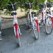 Bicycles — Stock Photo #6865394