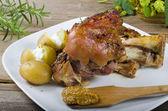 Pork knuckle — Stock Photo