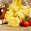 Royalty-Free Stock Photo: Pappardelle and Spaghetti