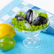 Mussels — Stock Photo #6869232