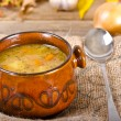 Stock Photo: Pesoup (Polish Grochowka)