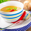 Broth — Stock Photo #7778800