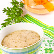 Zurek is a decent Polish Easter soup — Stock Photo #7806191