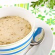 Zurek is a decent Polish Easter soup — Stock Photo #7806197