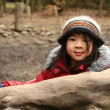 Child in winter — Stock Photo #7644251