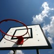 Basket ball - Stock Photo