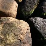 Playa de piedra — Foto de Stock