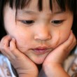 Children expressions — Stock Photo