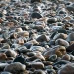 Постер, плакат: Ocean stones