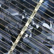 Stock Photo: Photovoltaic solar cell