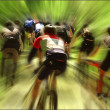 Bike race — Stock Photo #7648524