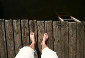 Jeziora — Zdjęcie stockowe