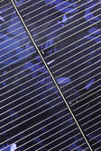 Photovoltaic solar cell — Stock Photo
