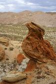 Califormia parc d'état de roches rouges — Photo