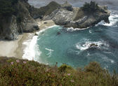 McWay Falls Big Sur California — Stock Photo