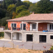 House in construction in full French — Stockfoto #7287507