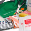 First-Aid Kit — Foto Stock