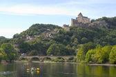 Castel of Castelnaud — Stock Photo