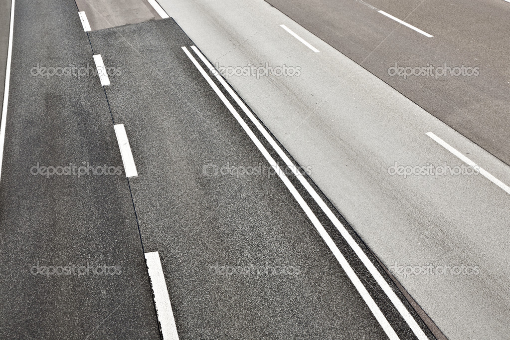 Asphalt road texture — Stock Photo #6824663