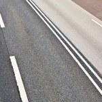 Asphalt road texture — Stock Photo