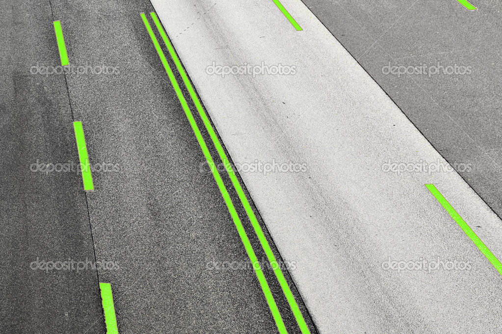 Asphalt road texture — Stock Photo #6837542