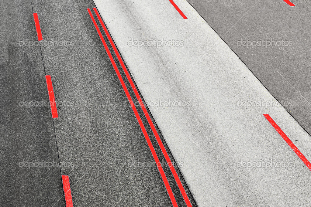 Asphalt road texture — Stock Photo #6837745