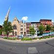Ephesus Seventh-day church in Harlem, new York — Stock Photo #6923074