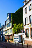 The Goethe Haus with museum in Frankfurt — Stock Photo