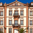 Famous Biebrich Palace in Wiesbaden — Stock Photo