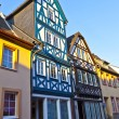Historic half timbered houses in Eltville — Stock Photo
