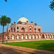 Stock Photo: Humayuns tomb in Delhi