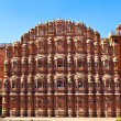 Hawa Mahal in Jaipur, Rajasthan, India. — Stockfoto