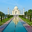 Taj Mahal in India — Stock Photo #7677044