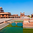Постер, плакат: Fatehpur Sikri India It is a city in Agra district in India I