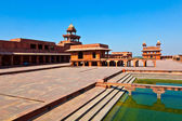 Old city of Fatehpur Sikri, India. — Stock Photo