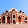 Humayun's Tomb in Delhi — Stock Photo