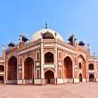 Stock Photo: Humayun's Tomb in Delhi