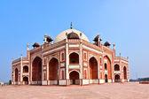 Humayun's Tomb in Delhi — Stock Photo