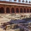 JamMasjid in Fatehpur Sikri is mosque in Agra, completed in — Stock Photo #7883537