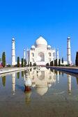 Taj mahal in indien — Stockfoto