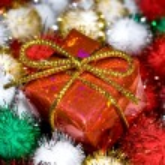 Christmas present — Stock Photo #7451972