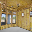 Home addition unfinished — Stock Photo #7452276