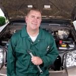 Auto mechanic — Stock Photo #7452783
