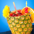 Tropical drink — Stock Photo
