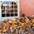 Firewood — Stock Photo #7454415